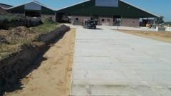 Agrarische betonplaten SIMvlak